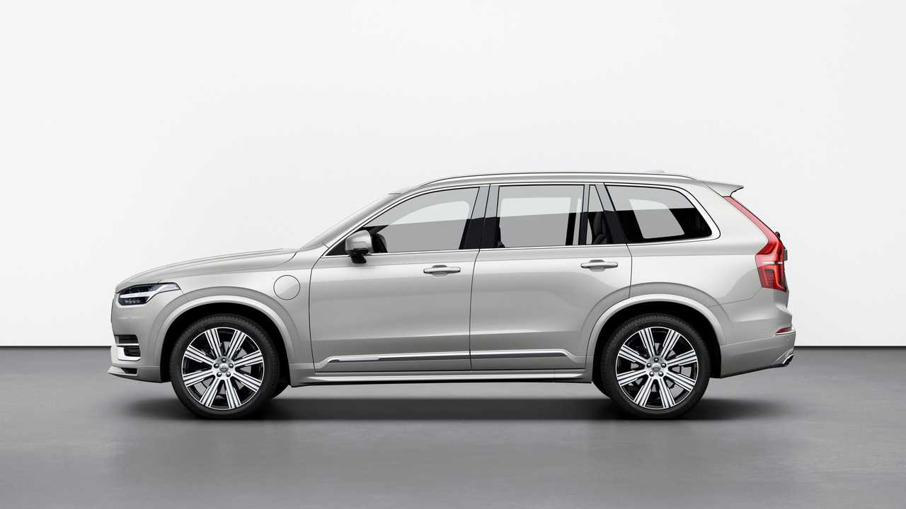 46 All New Volvo Xc90 Facelift 2019 Exterior and Interior with Volvo Xc90 Facelift 2019