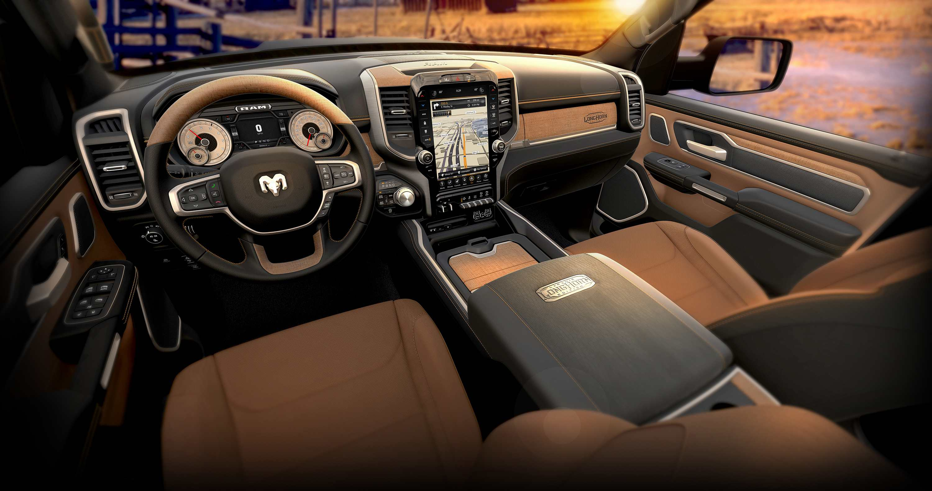 46 Best Review 2019 Dodge Ram Interior Redesign Release Date for 2019 Dodge Ram Interior Redesign