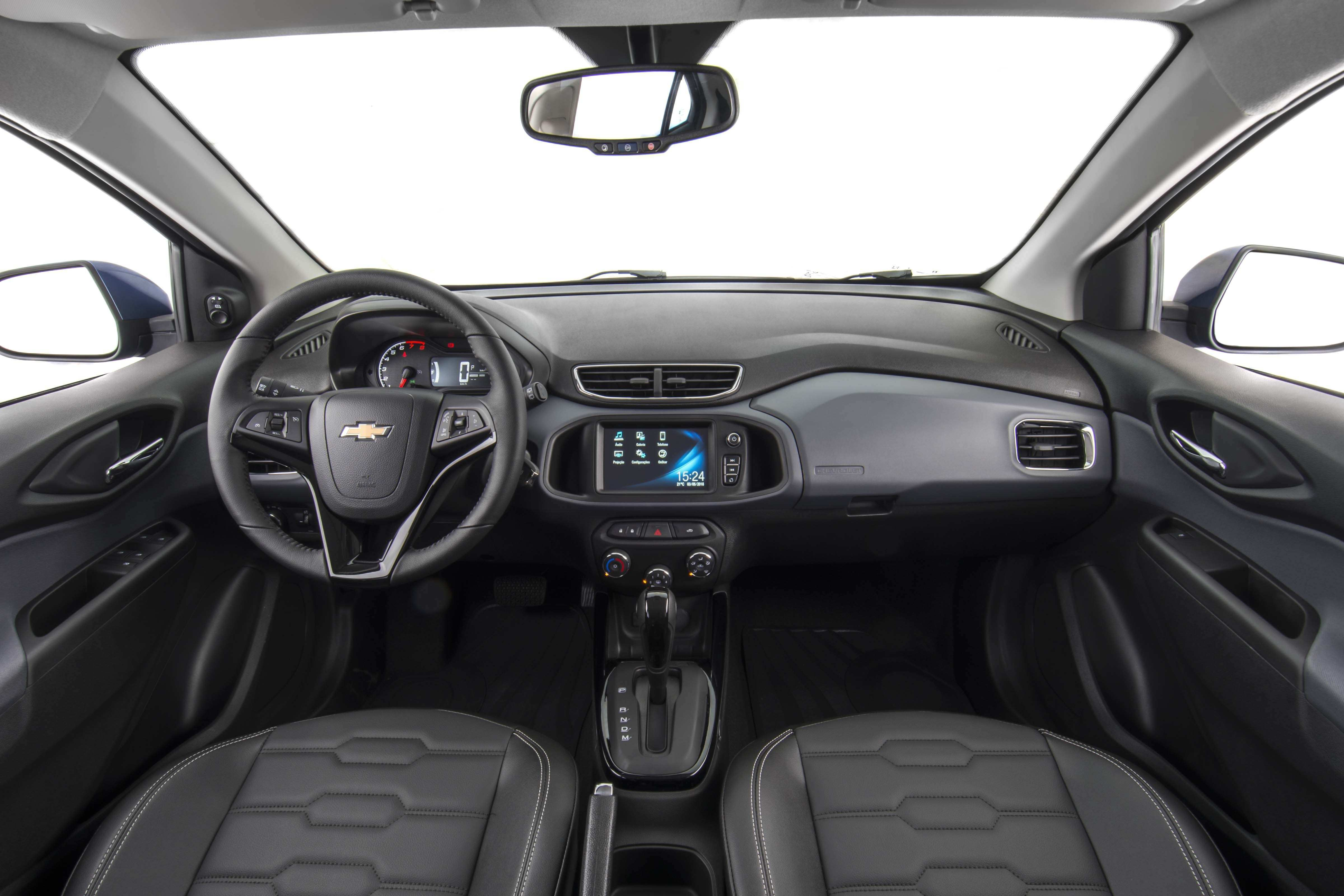 46 Best Review Chevrolet Onix 2019 Interior Pictures for Chevrolet Onix 2019 Interior