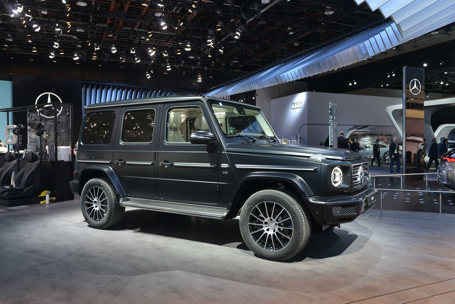 46 Best Review G550 Mercedes 2019 New Concept with G550 Mercedes 2019