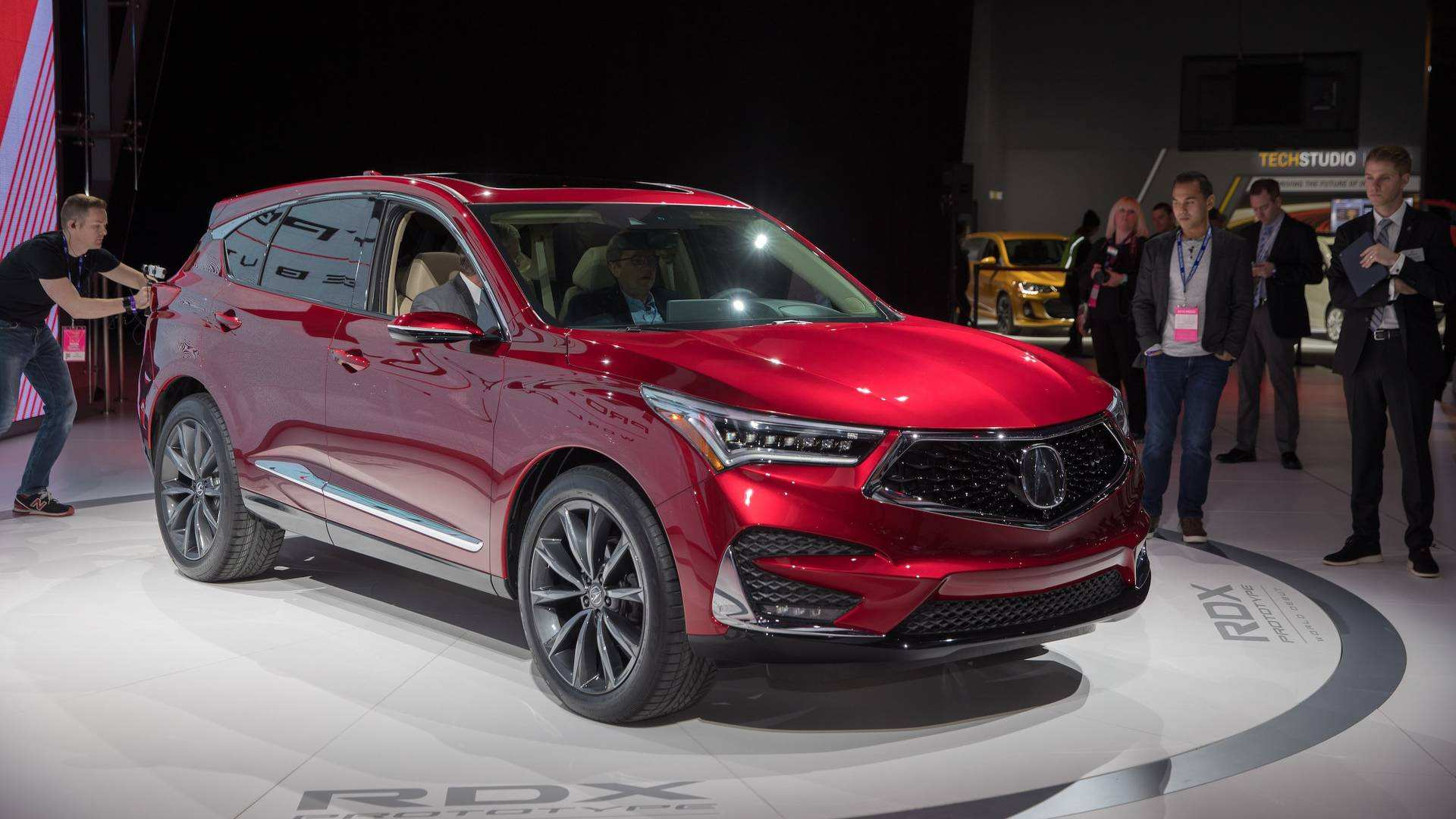 46 Best Review The Acura Rdx 2019 Release Date Usa Spy Shoot Exterior with The Acura Rdx 2019 Release Date Usa Spy Shoot