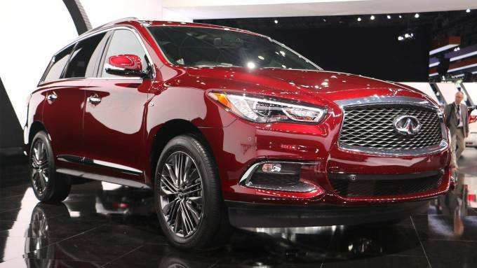 46 Best Review The New Infiniti Qx60 2019 Spesification Concept by The New Infiniti Qx60 2019 Spesification