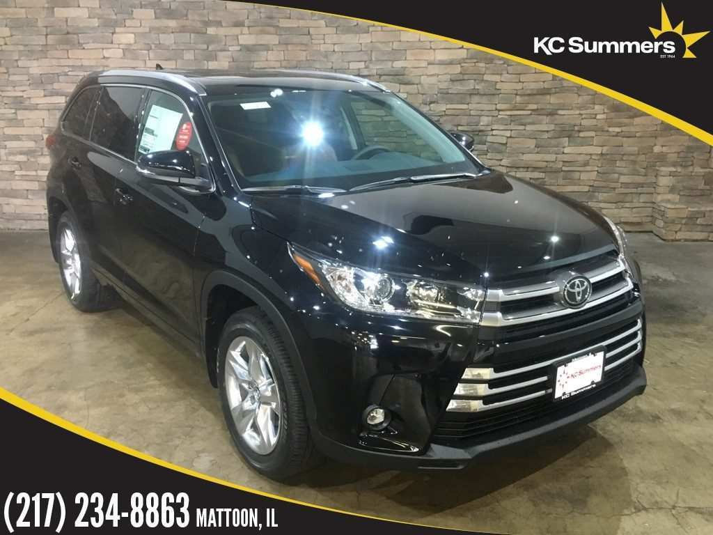 46 Best Review The Toyota Highlander 2019 Redesign Concept Redesign and Concept by The Toyota Highlander 2019 Redesign Concept