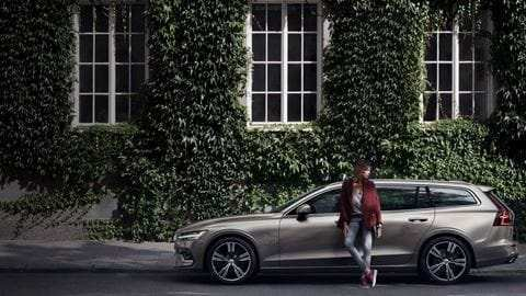 46 Best Review Volvo 2019 Station Wagon Release Date Review with Volvo 2019 Station Wagon Release Date