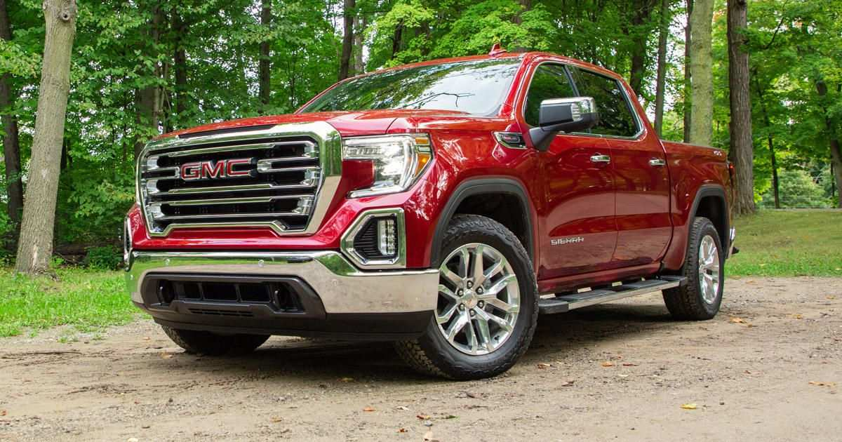 46 Concept of 2019 Gmc Sierra Mpg Specs Configurations for 2019 Gmc Sierra Mpg Specs
