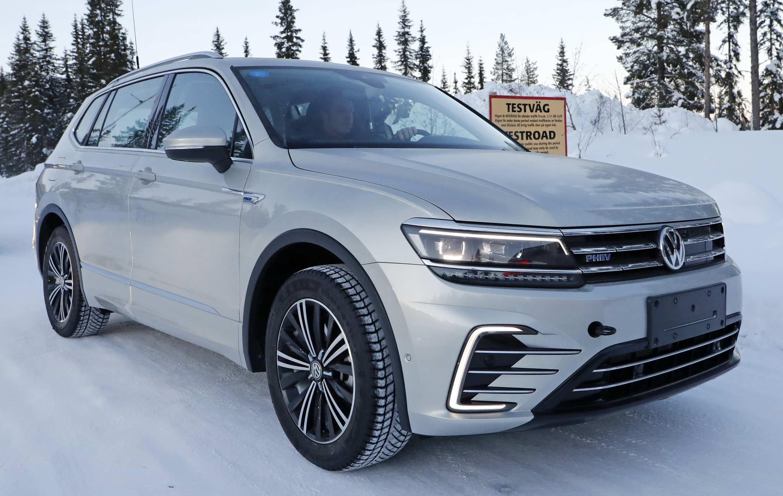 46 Concept of Best Volkswagen Tiguan 2019 Review Concept Spesification for Best Volkswagen Tiguan 2019 Review Concept