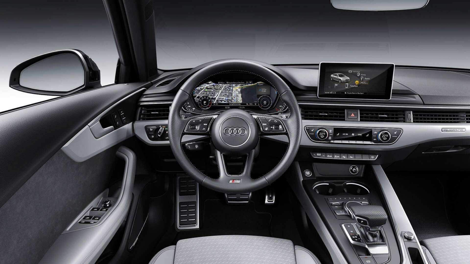 46 Concept of New A4 Audi 2019 Spesification Performance and New Engine by New A4 Audi 2019 Spesification