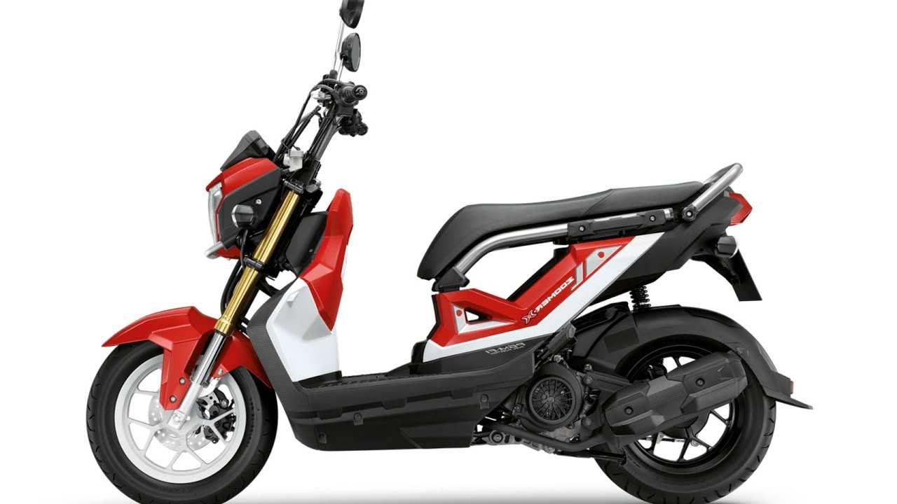 46 Concept of The Honda Zoomer X 2019 Redesign And Price Research New for The Honda Zoomer X 2019 Redesign And Price