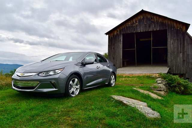 46 Gallery of Best Chevrolet 2019 Volt Concept Redesign with Best Chevrolet 2019 Volt Concept