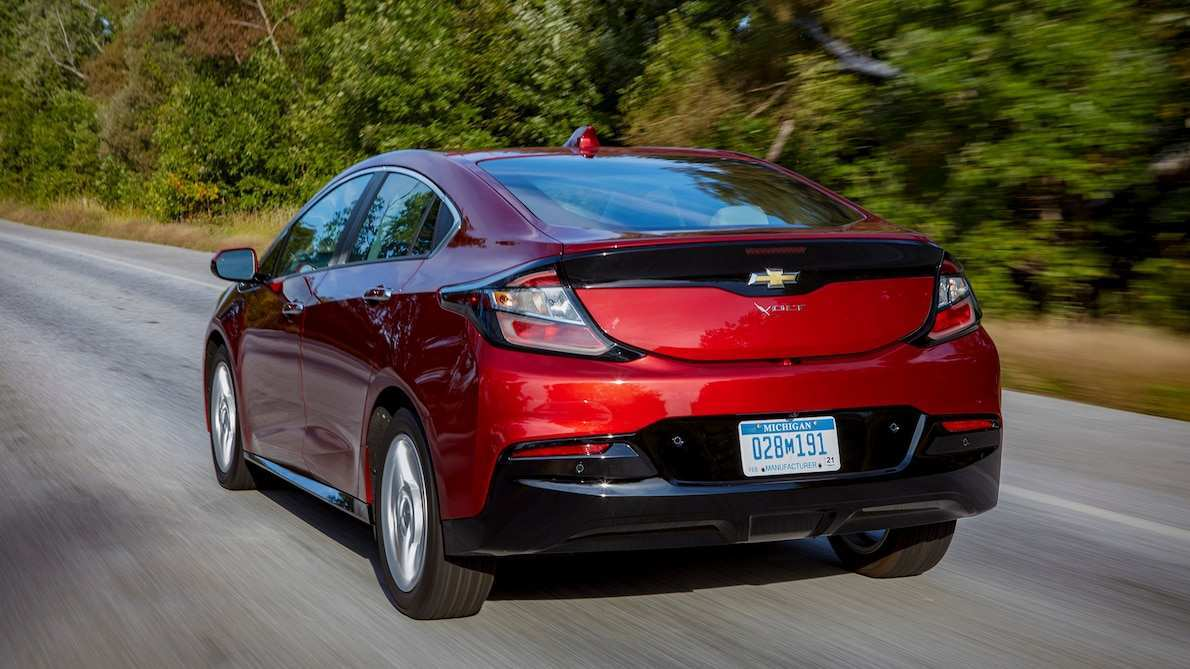 46 Great Chevrolet Volt 2019 Canada First Drive Speed Test for Chevrolet Volt 2019 Canada First Drive