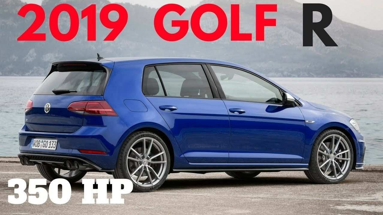 46 Great New 2019 Volkswagen R New Concept Overview by New 2019 Volkswagen R New Concept