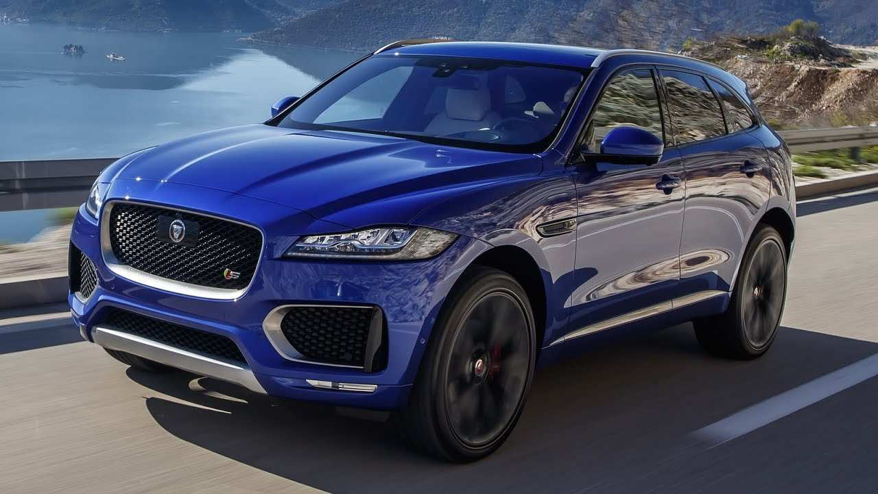 46 Great The 2019 Jaguar F Pace Interior First Drive Images for The 2019 Jaguar F Pace Interior First Drive