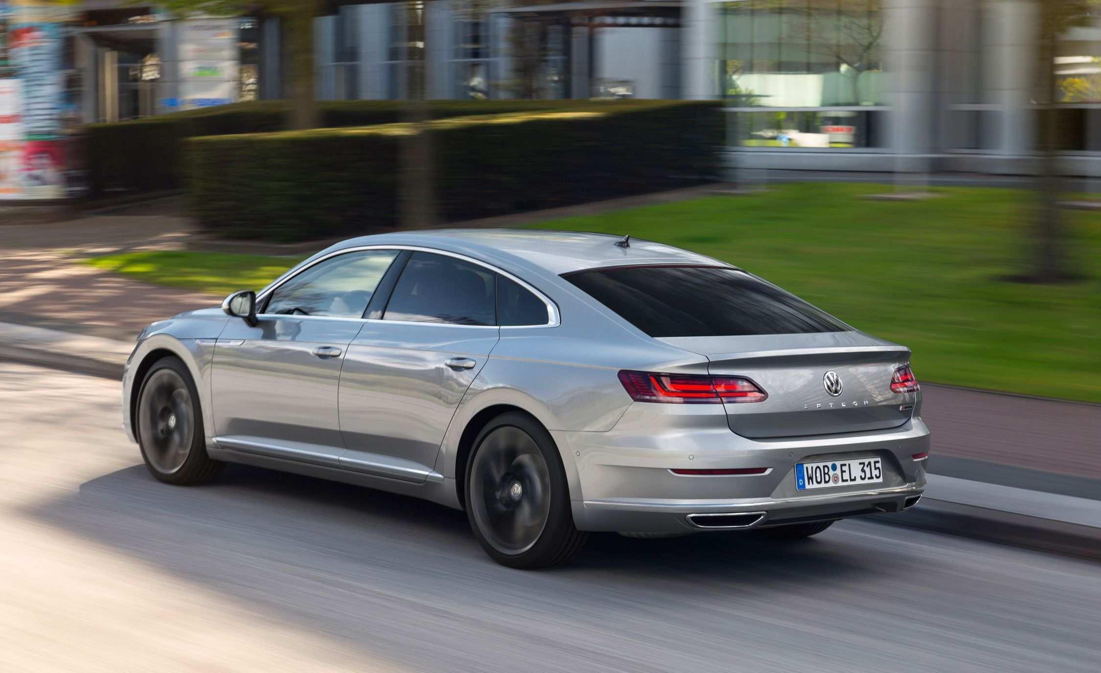 46 New 2019 Volkswagen Arteon Release Date Spesification for 2019 Volkswagen Arteon Release Date