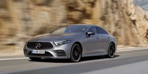 46 New Mercedes 2019 Cls Performance and New Engine for Mercedes 2019 Cls