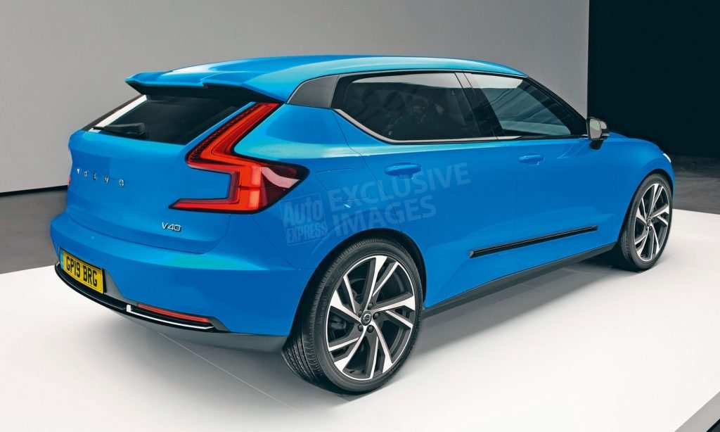 46 New New Volvo V40 2019 Release Date Concept Redesign And Review Photos by New Volvo V40 2019 Release Date Concept Redesign And Review