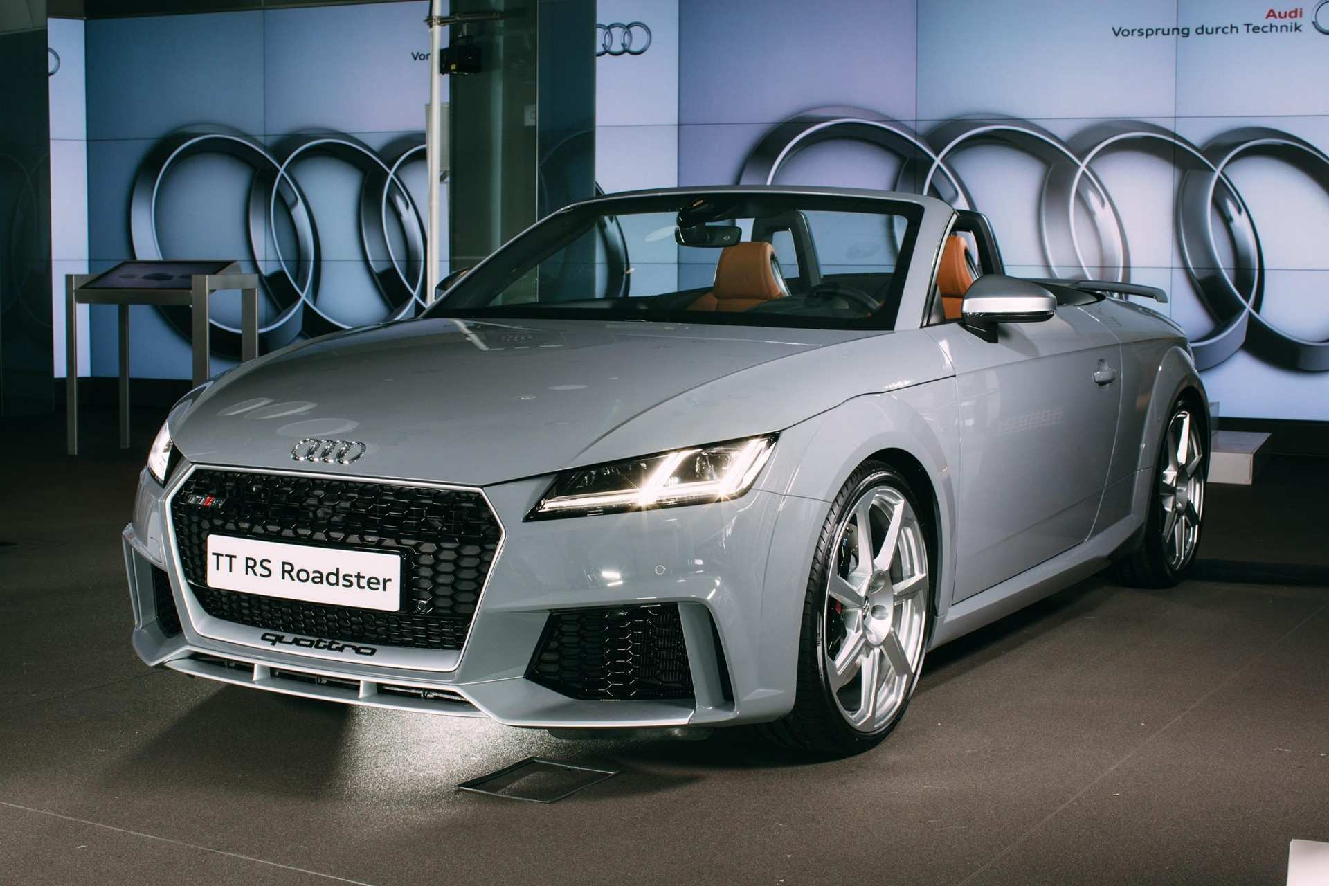 46 New The Audi Tt Convertible 2019 Concept Pricing with The Audi Tt Convertible 2019 Concept
