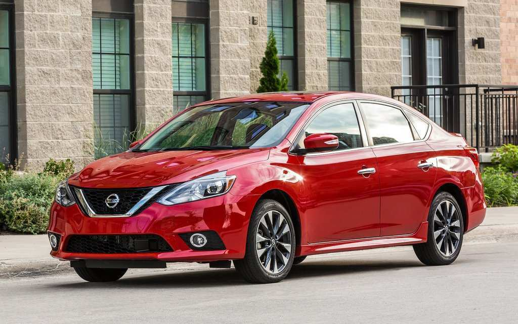 46 New The Sentra Nissan 2019 Spesification Specs and Review by The Sentra Nissan 2019 Spesification