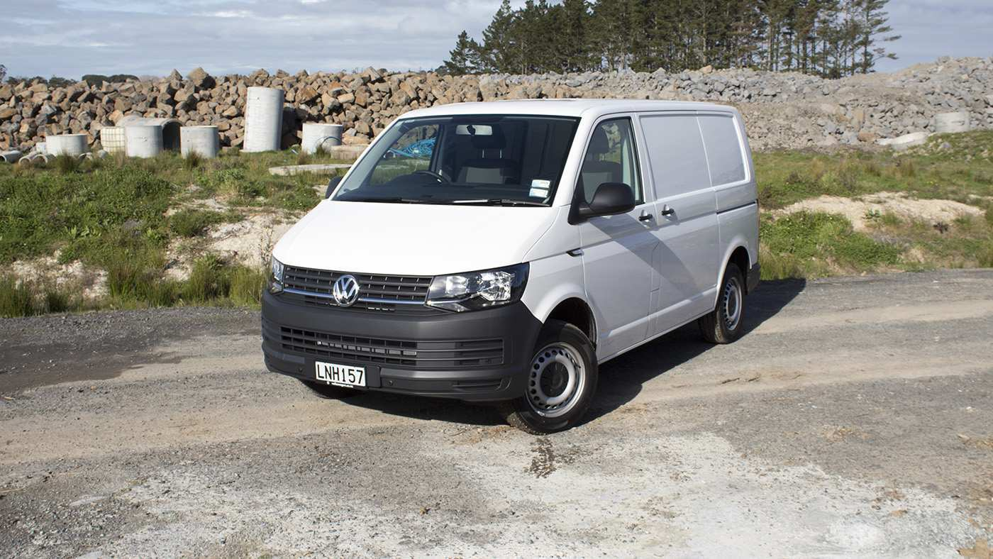 46 New Vw Van 2019 Spy Shoot by Vw Van 2019