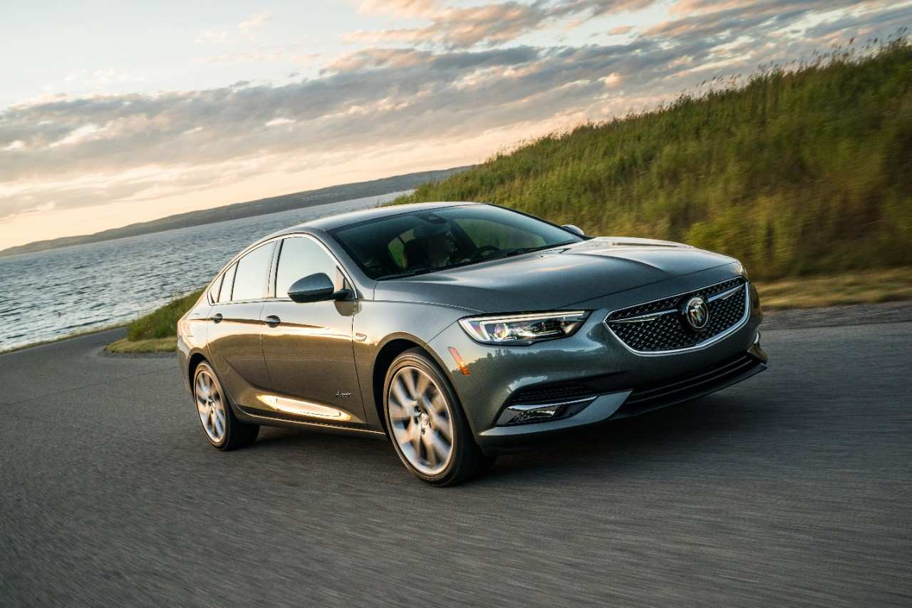46 The 2019 Buick Regal Avenir First Drive Specs and Review by 2019 Buick Regal Avenir First Drive