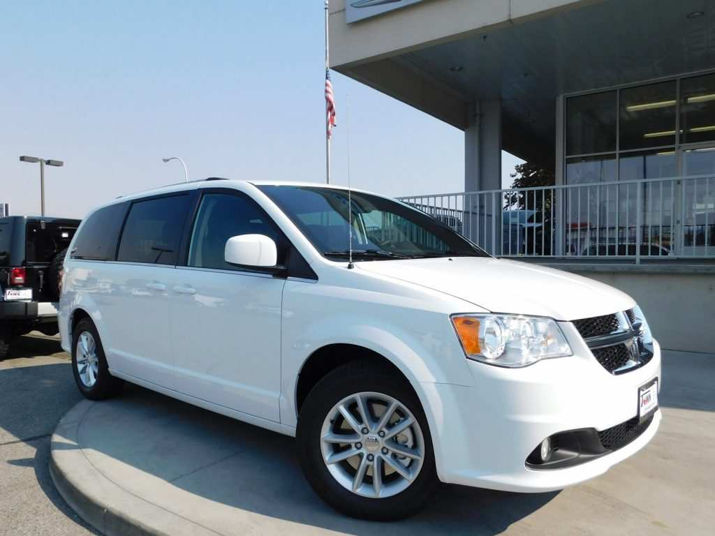 46 The 2019 Dodge Grand Caravan Specs And Review Spesification for 2019 Dodge Grand Caravan Specs And Review