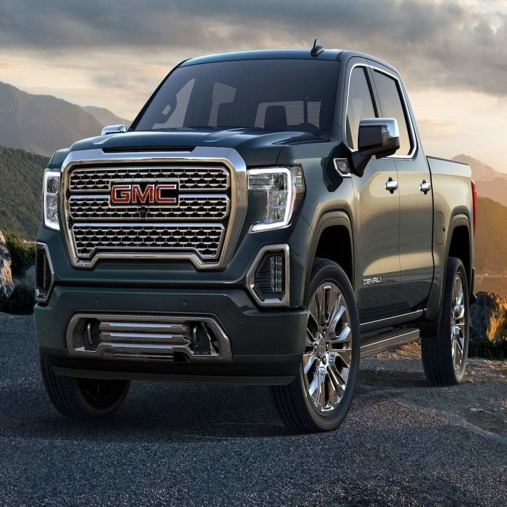 46 The 2019 Gmc Sierra Mpg Specs Exterior and Interior by 2019 Gmc Sierra Mpg Specs
