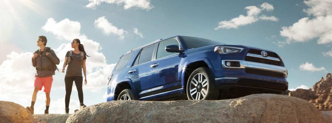 46 The The 2019 Toyota 4Runner Limited Exterior Concept for The 2019 Toyota 4Runner Limited Exterior