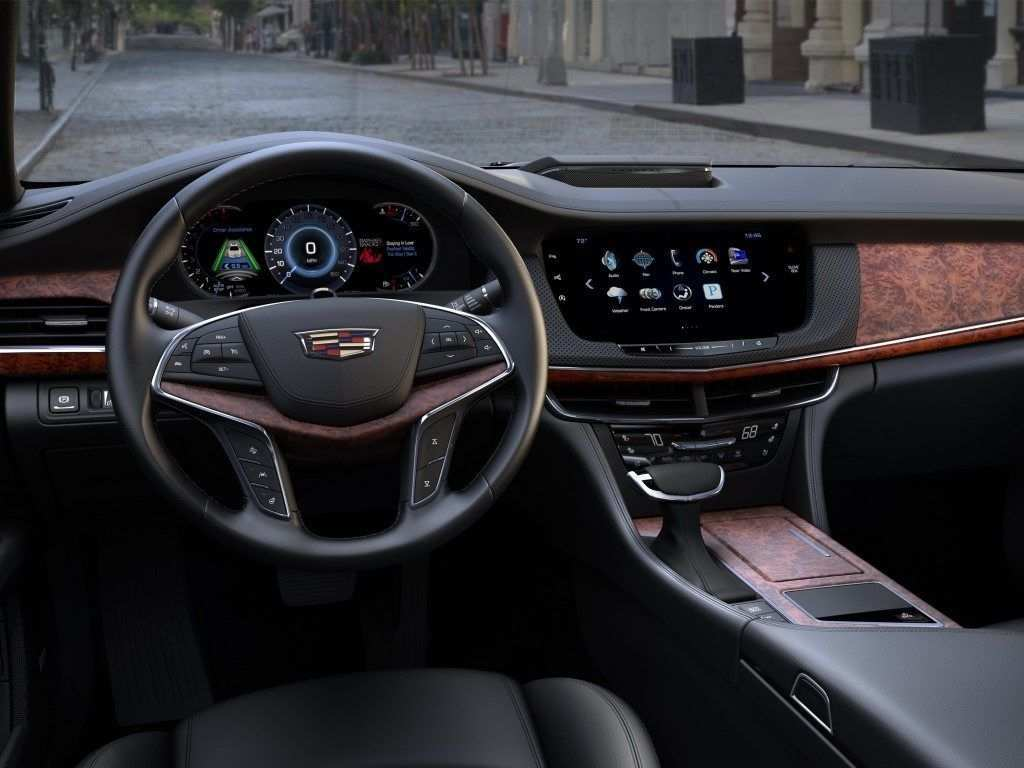 46 The The Cadillac 2019 Interior Performance New Review for The Cadillac 2019 Interior Performance