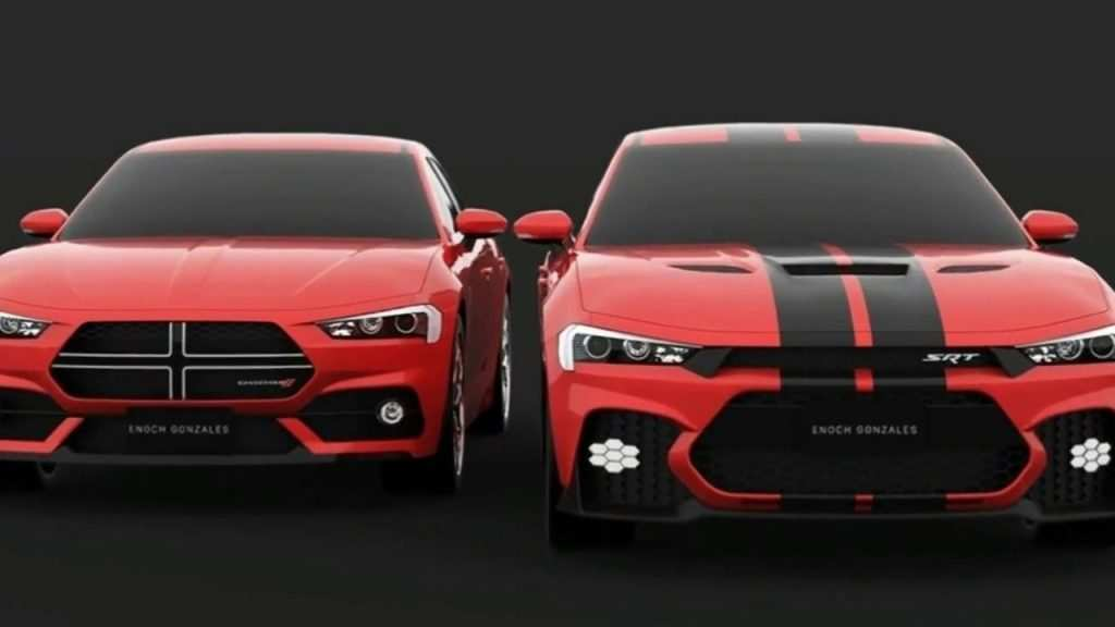 46 The The Dodge Charger 2019 Concept Spy Shoot Specs for The Dodge Charger 2019 Concept Spy Shoot
