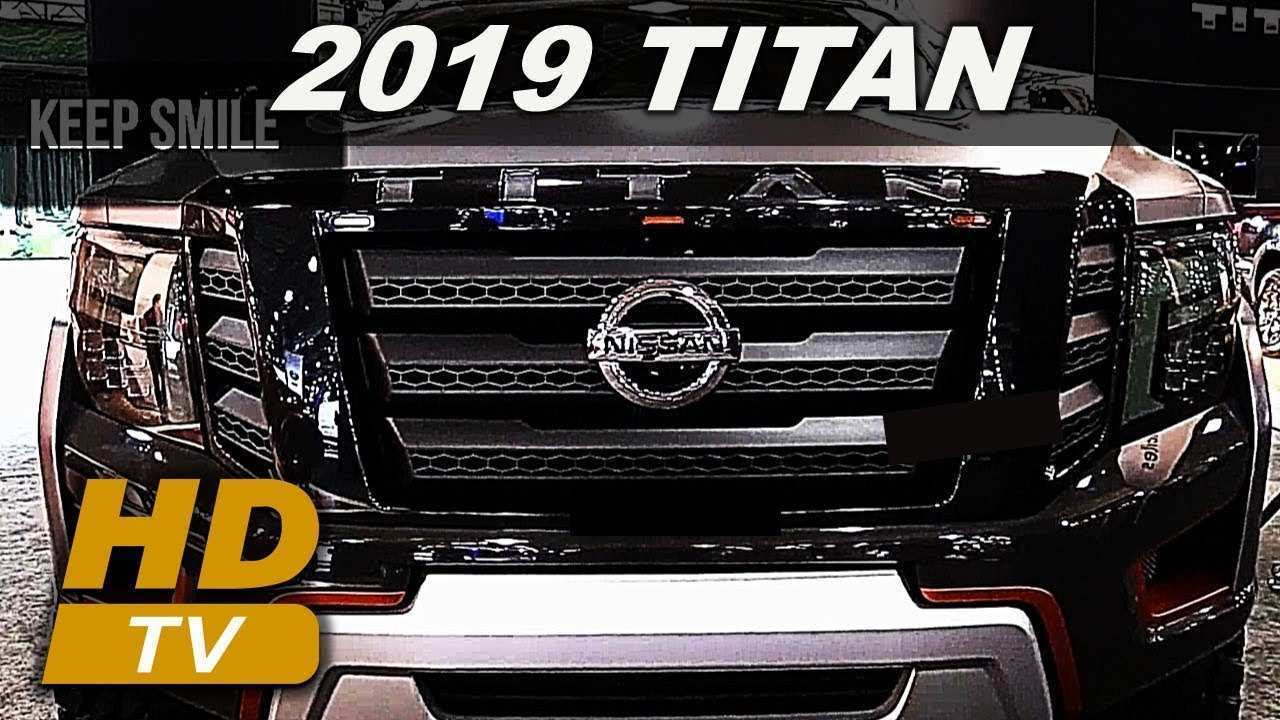 47 All New 2019 Nissan Titan Interior Concept for 2019 Nissan Titan Interior