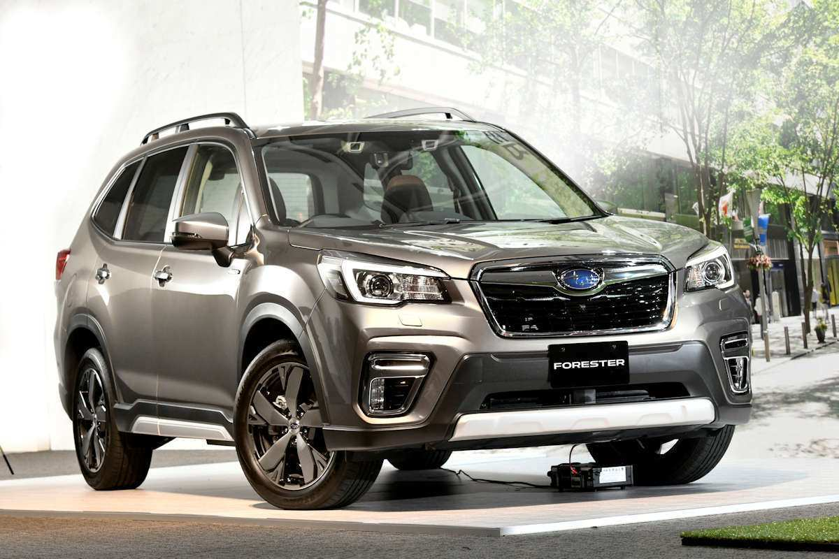 47 All New Subaru Forester 2019 Hybrid Style by Subaru Forester 2019 Hybrid