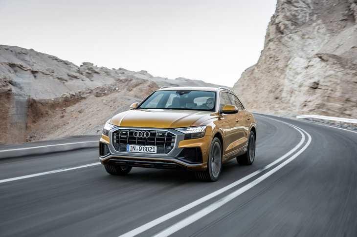 47 Best Review Audi 2019 Q8 Price Interior Performance and New Engine for Audi 2019 Q8 Price Interior