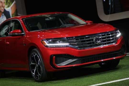 47 Best Review New Volkswagen 2019 Passat Concept Reviews with New Volkswagen 2019 Passat Concept
