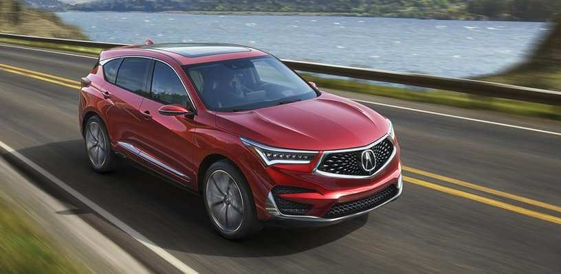 47 Best Review The Acura Rdx 2019 Brochure Specs Prices for The Acura Rdx 2019 Brochure Specs