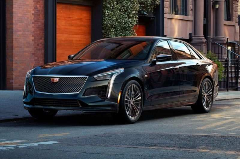 47 Best Review The Cadillac Deville 2019 New Concept Model for The Cadillac Deville 2019 New Concept
