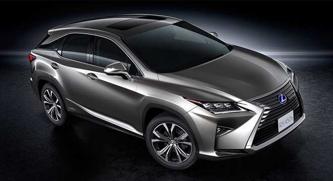 47 Best Review The Lexus Rx 2018 Vs 2019 Spesification Exterior with The Lexus Rx 2018 Vs 2019 Spesification