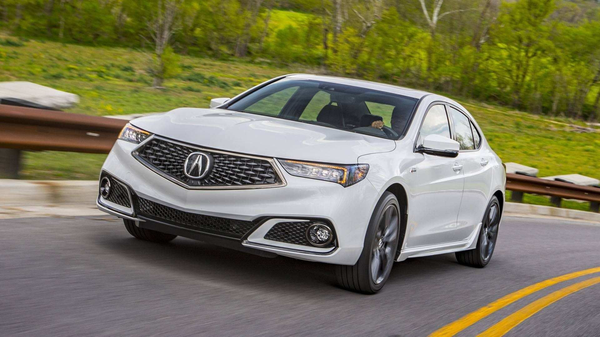 47 Concept of Best 2019 Acura Packages First Drive Spesification with Best 2019 Acura Packages First Drive