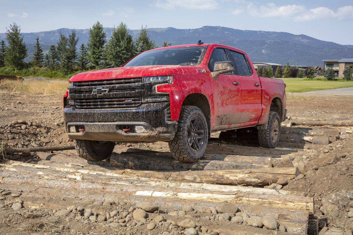 47 Concept of New 2019 Chevrolet Silverado Aluminum First Drive Redesign and Concept for New 2019 Chevrolet Silverado Aluminum First Drive