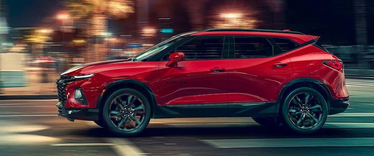 47 Concept of New New Chevrolet 2019 Blazer Engine Redesign and Concept with New New Chevrolet 2019 Blazer Engine
