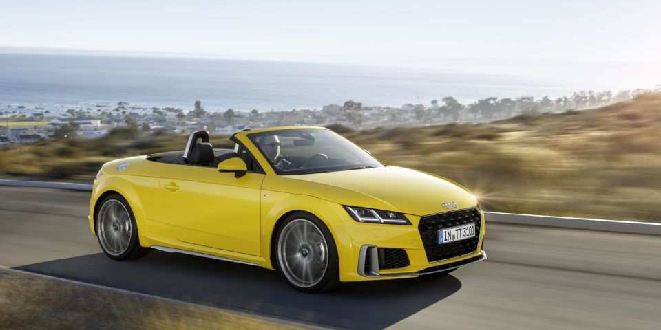 47 Concept of The Audi Tt Convertible 2019 Concept Spy Shoot by The Audi Tt Convertible 2019 Concept