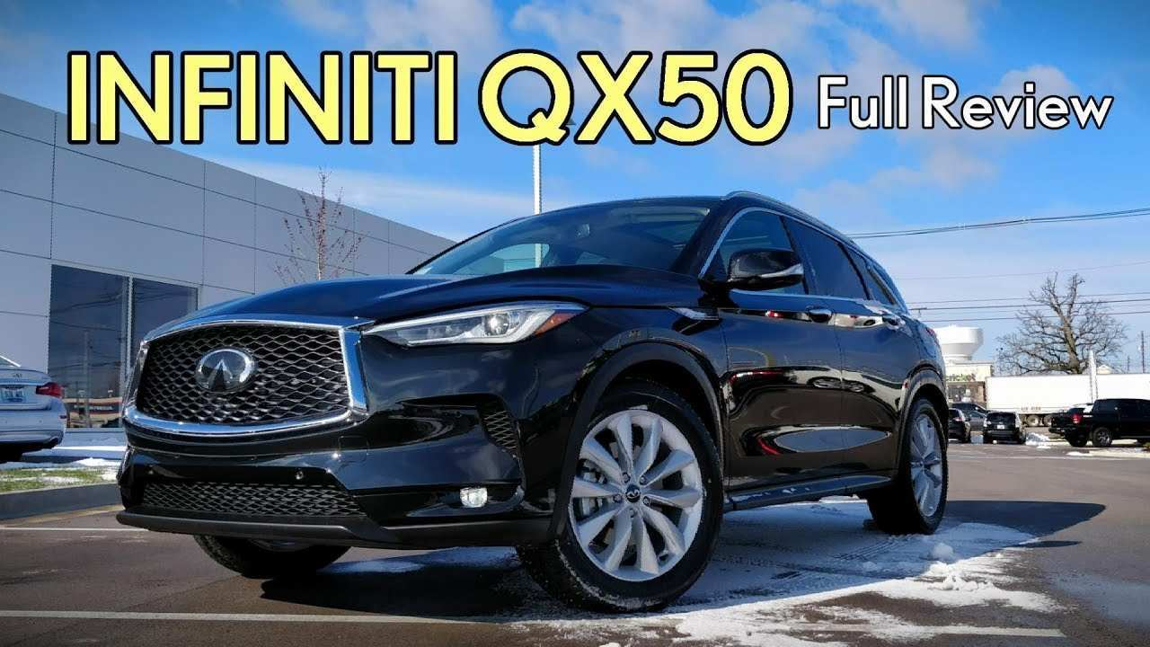 47 Gallery of Best 2019 Infiniti Qx50 Essential Awd New Review Concept with Best 2019 Infiniti Qx50 Essential Awd New Review
