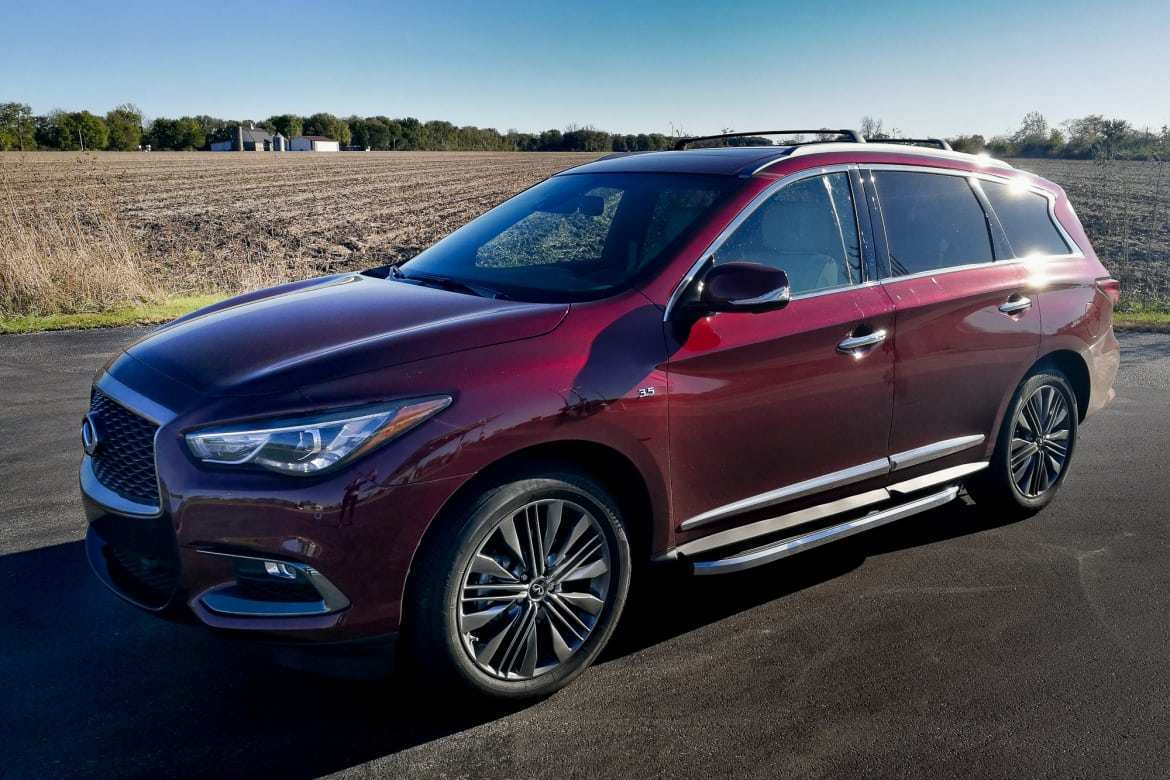 47 Gallery of Best Infiniti 2019 Qx60 First Drive Exterior and Interior by Best Infiniti 2019 Qx60 First Drive