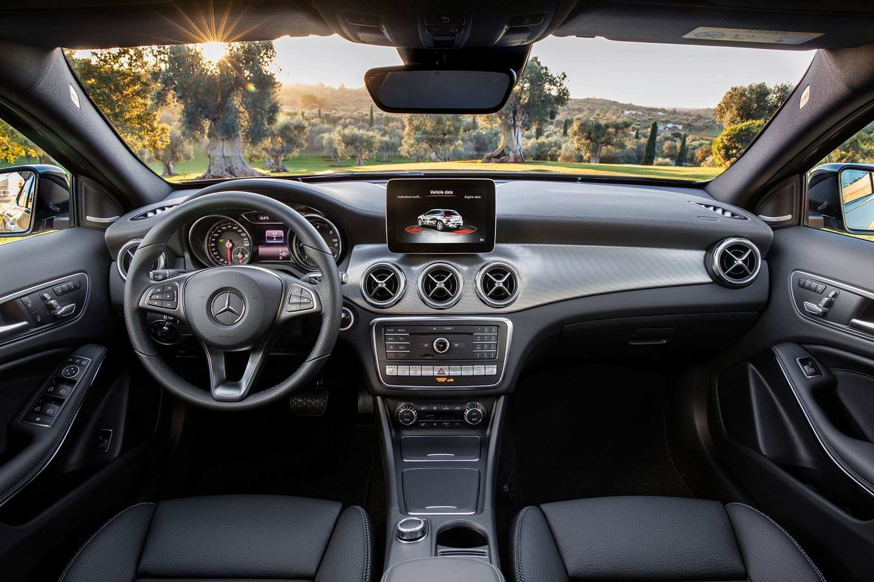 47 Gallery of Mercedes Gla 2019 Interior Picture for Mercedes Gla 2019 Interior