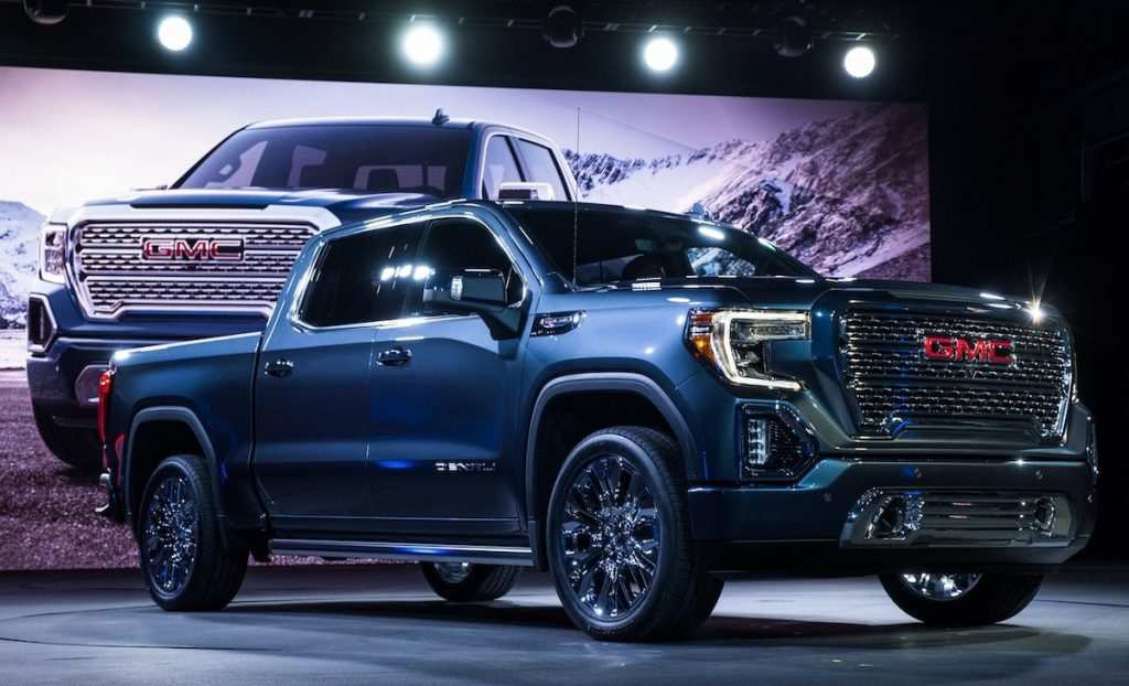 47 Gallery of New 2019 Gmc Pickup Truck Review Specs And Release Date Release Date for New 2019 Gmc Pickup Truck Review Specs And Release Date