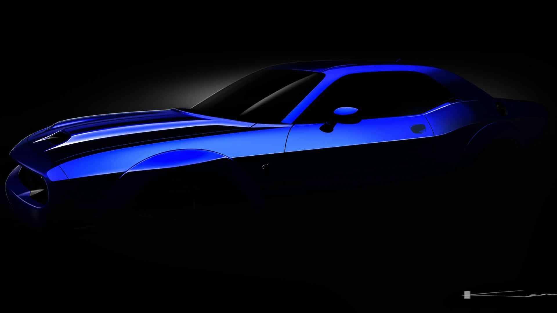 47 Gallery of New Dodge 2019 Challenger Hellcat Exterior Images with New Dodge 2019 Challenger Hellcat Exterior