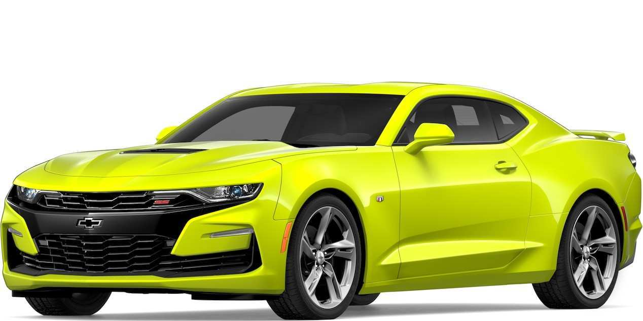 47 Gallery of The 2019 Chevrolet Camaro Yellow Exterior New Concept for The 2019 Chevrolet Camaro Yellow Exterior