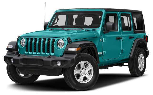 47 Great Best Jeep 2019 Jk Specs And Review Model for Best Jeep 2019 Jk Specs And Review