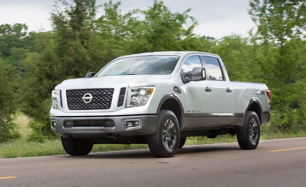 47 Great Best Nissan 2019 Titan Xd Overview And Price Interior by Best Nissan 2019 Titan Xd Overview And Price