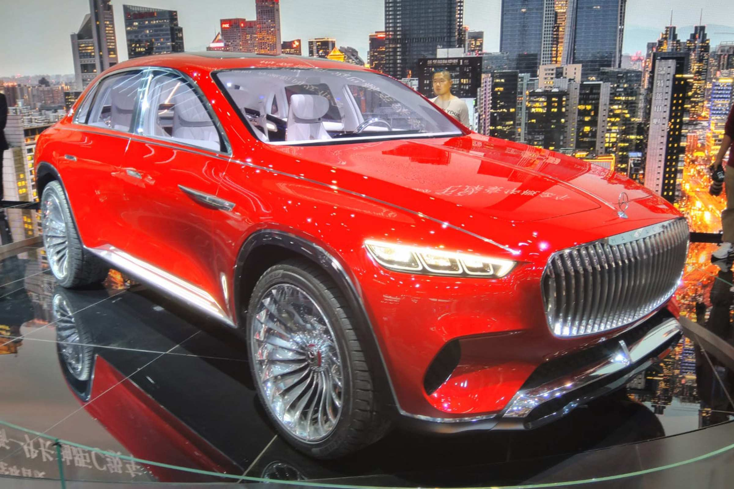 47 Great Mercedes Maybach Suv 2019 Spy Shoot for Mercedes Maybach Suv 2019