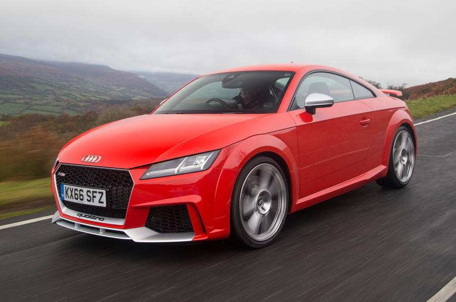 47 Great New Audi Tt Rs Plus 2019 Price And Review New Review for New Audi Tt Rs Plus 2019 Price And Review