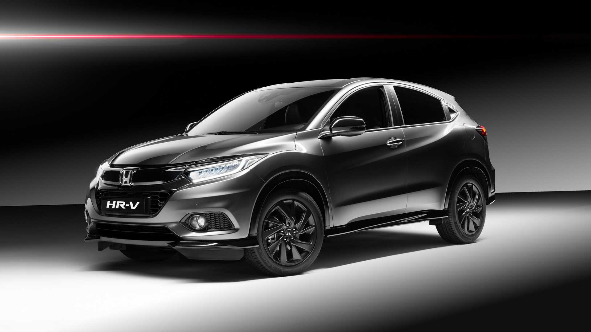 47 Great The Honda 2019 Hrv Price Spy Shoot Concept with The Honda 2019 Hrv Price Spy Shoot